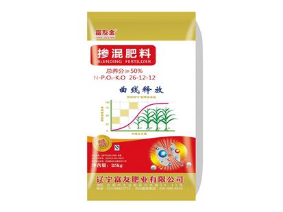 脲甲醛缓释复混肥料