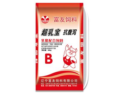 超乳宝B(乳猪配合颗粒饲料)